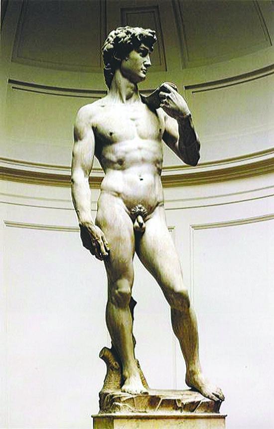 全球各地著名人体雕塑作品欣赏图片