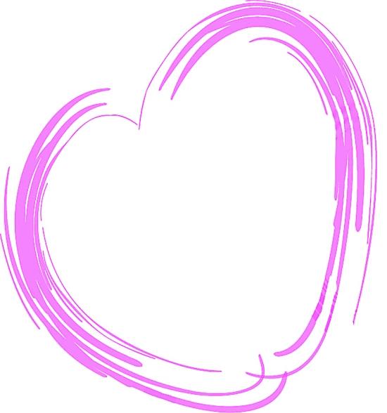 爱心 动态分割线素材