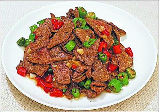 5.肥肉和动物内脏类食物