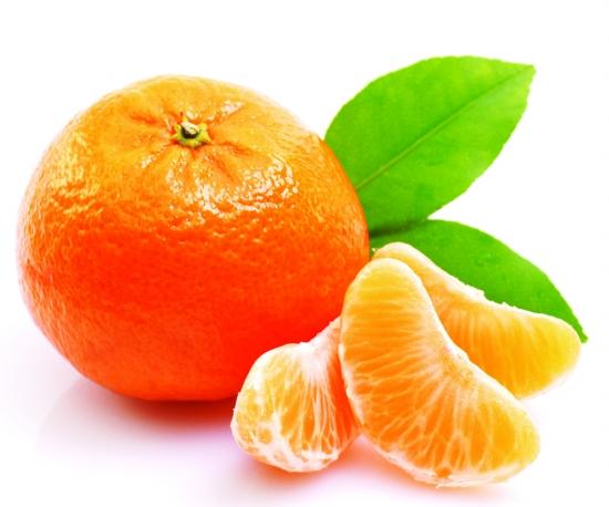 橘子分解结构图