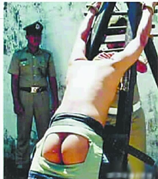 代表疾呼引进新加坡鞭刑