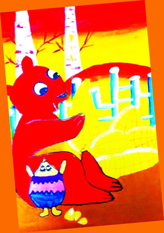 校园记者网 见报作品 >> 正文  【字体:】 可爱的小熊  移动手机用户