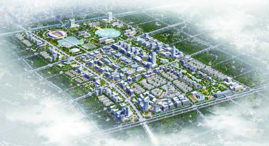 由具有甲级城市规划设计资质,甲级建筑工程设计资质和交通,市政,园林
