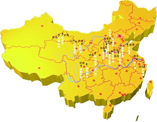 初唐朝鲜半岛地图