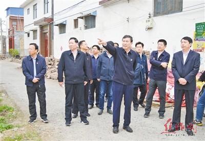 王小平在全市人居环境整治工作动员会上强调